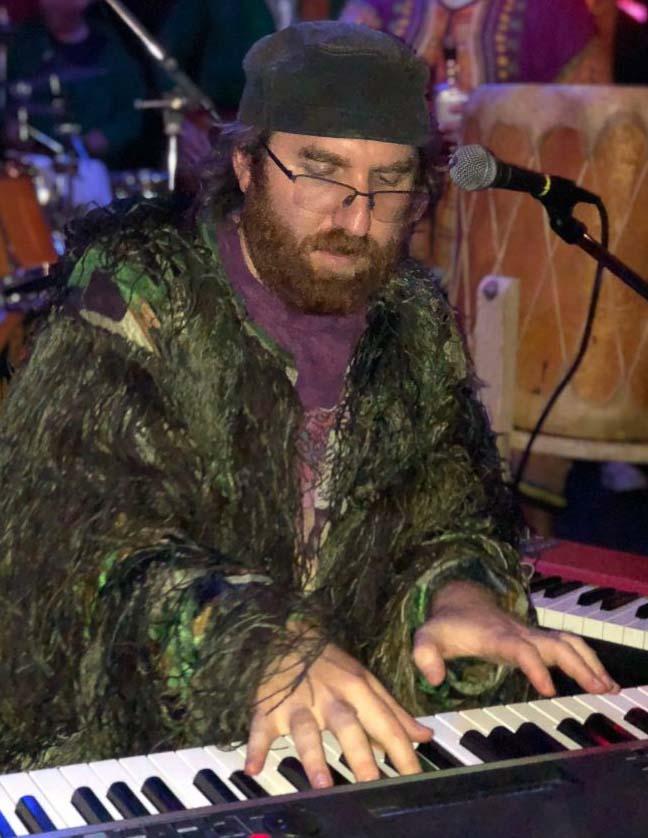 Keyboards - Berkey Gator