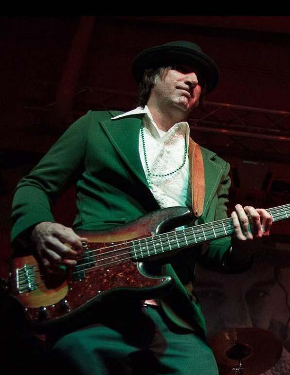 Bass - J.J. Gator